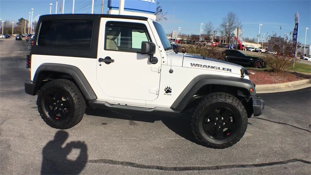 Pre-Owned 2017 Jeep Wrangler Big Bear
