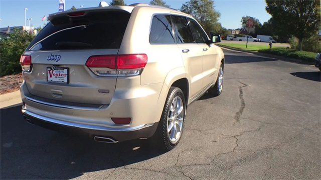 Pre-Owned 2014 Jeep Grand Cherokee Summit