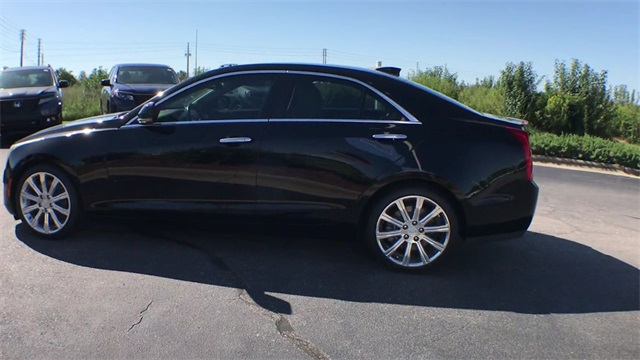 Pre-Owned 2015 Cadillac ATS 2.0L Turbo Luxury