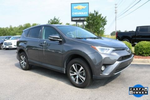 Pre-Owned 2018 Toyota RAV4 XLE