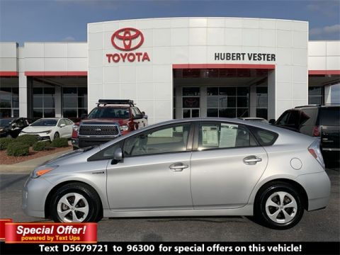 Pre-Owned 2013 Toyota Prius One